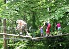 Sortie à Magny en vexin: Parc Aventure Land