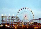 Sortie à Argelès sur mer: Luna Park