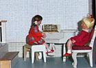 Sortie à L�zan: Musée des poupées et nounours