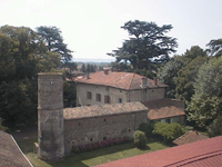 Sortie à Jarcieu: Chateau Jarcieu
