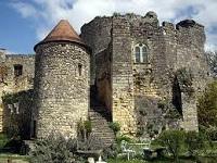 Sortie à Langoiran: Château médiéval