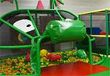 Sortie à Chauray: Parc de jeux pour enfants Luka Land