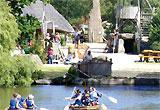Sortie à Pleumeur-bodou: Parc du Radôme