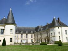 Sortie à CONDE EN BRIE: Le Chateau de Condé