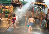 Sortie à Chamouille: Aqua Mundo - Center Parcs
