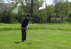 Sortie à Goven: Swin Golf et Footgolf de La Roche