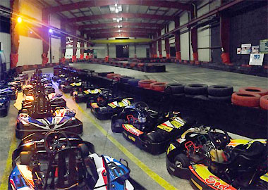 Sortie à Saint Brice: Karting 51