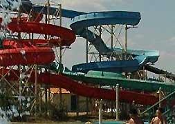 Sortie à Port Leucate: Aqualand Port Leucate
