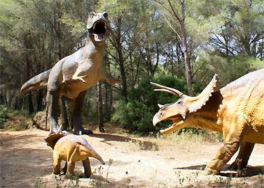 Sortie à Meze: Musée-Parc des Dinosaures