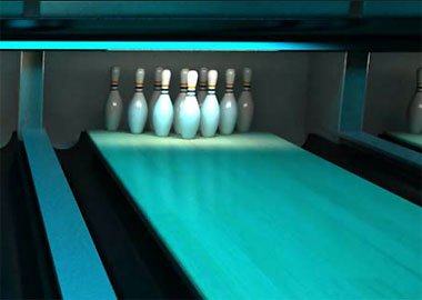 Sortie à Vaux En Bugey: Bowling B Cube