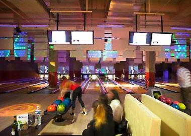 Sortie à Cergy: Bowling du Stadium