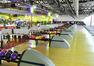 Sortie à Lyon: Bowling du 8eme
