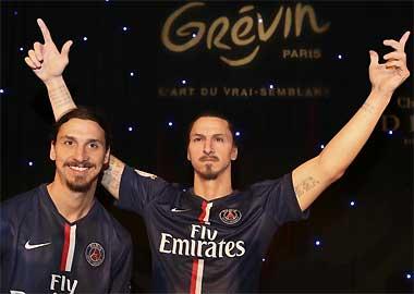 Sortie à Paris: Grévin