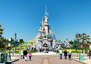 Sortie à Marne-La-Vallée: Parc Disneyland® Paris