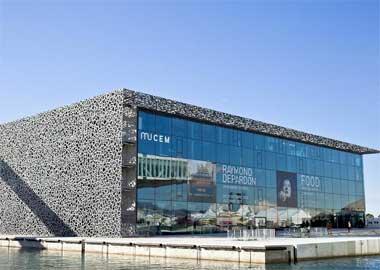 Sortie à Marseille: MuCEM
