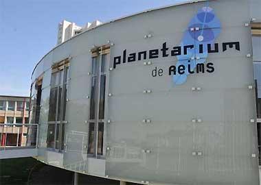Sortie à Reims: Planétarium Municipal