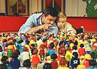 Sortie à Fresnes: Funpark Playmobil